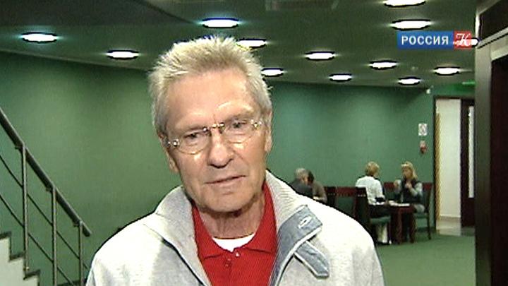 Давид Тухманов принимает поздравления с 75-летием
