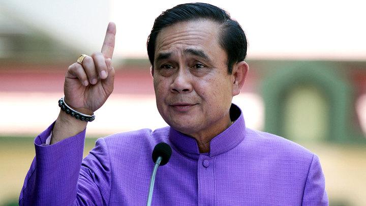 Тайского премьера оштрафовали за отсутствие маски