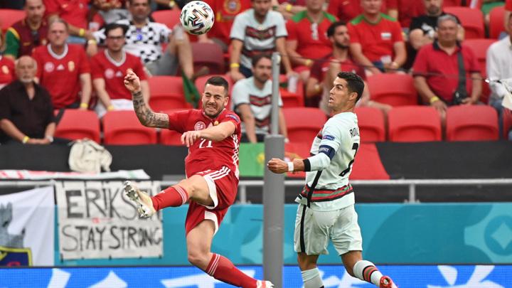 """Евро-2020. Венгрия – Португалия – 0:3. Матч группы """"F"""""""