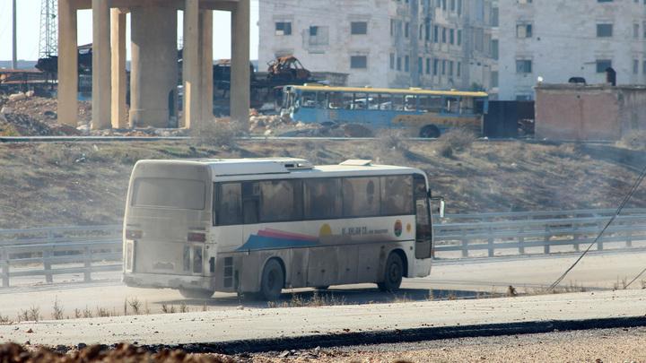 Российские военные призвали Турцию найти виновных в обстреле сирийского Алеппо