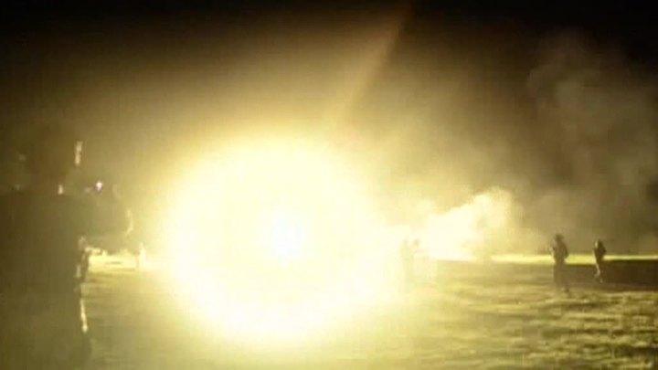 В Ираке американская база подверглась ракетному обстрелу