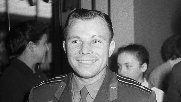 """Фраза Гагарина """"Поехали!"""" станет товарным знаком"""