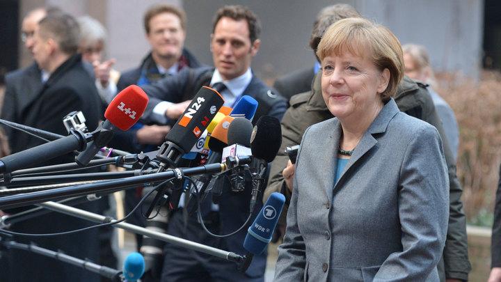 Канцелярия Меркель обнародовала детали разговора с Путиным