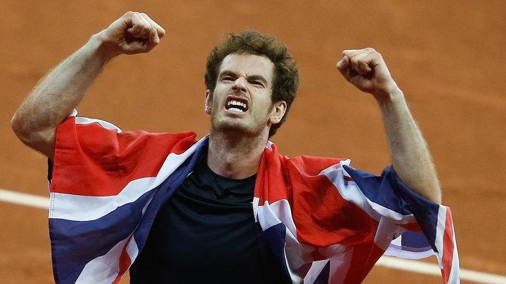 Энди Маррей примет участие в Олимпийских играх