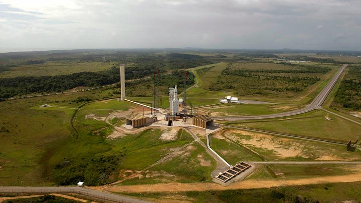 Ракета-носитель Vega успешно запущена с космодрома Куру