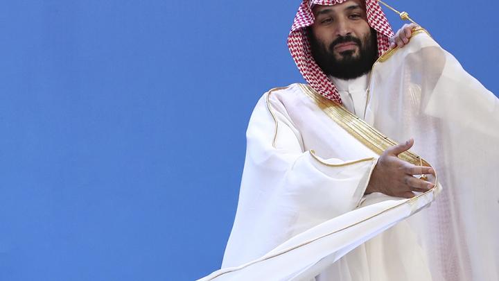 Путин поговорил по телефону с наследным принцем Саудовской Аравии