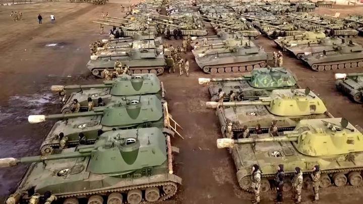Украина отвергла идею подготовки наступления в Донбассе