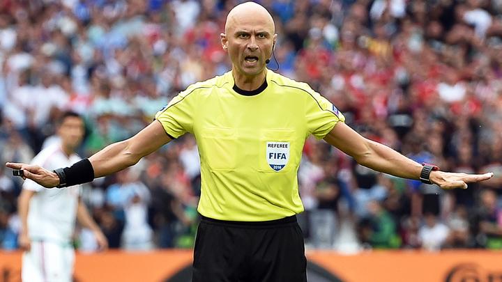 Карасев назначен на матч отбора чемпионата мира Греция – Швеция