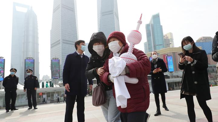 Китай ввел электронные ковид-паспорта для международных поездок