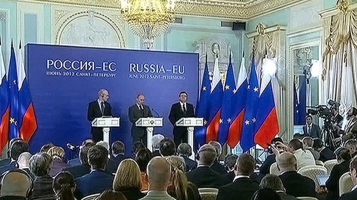 Путин: в наше законодательство о митингах могут быть внесены европейские нормы