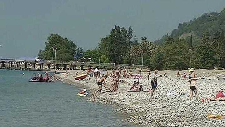 Абхазия ожидает большое количество туристов из России