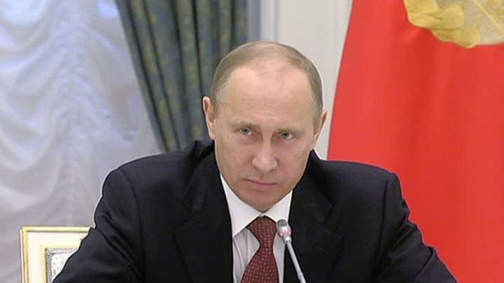 Президент России поздравил с  85-летним юбилеем  Владимира Заманского