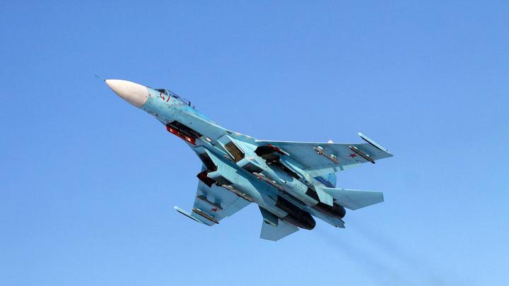Истребители РФ перехватили французские самолеты над Черным морем