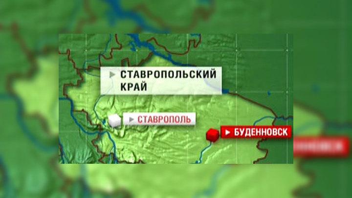 В Буденновске чтят память жертв террористов