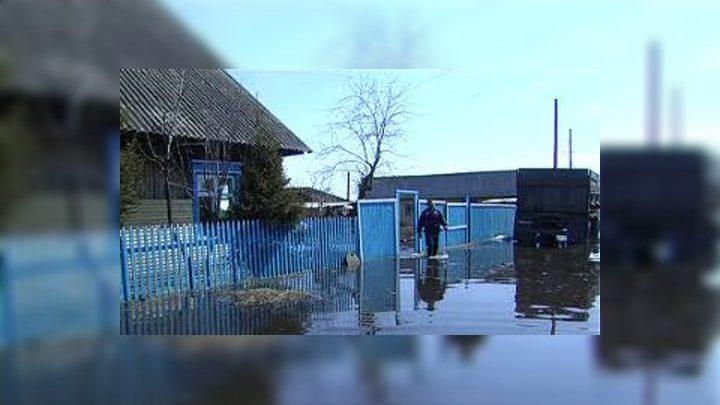 Паводковая ситуация на юге Красноярского края стабилизируется