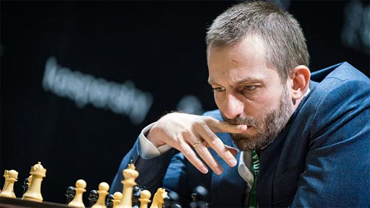 Шахматы. Грищук сыграл с Каруаной вничью на Grand Chess Tour