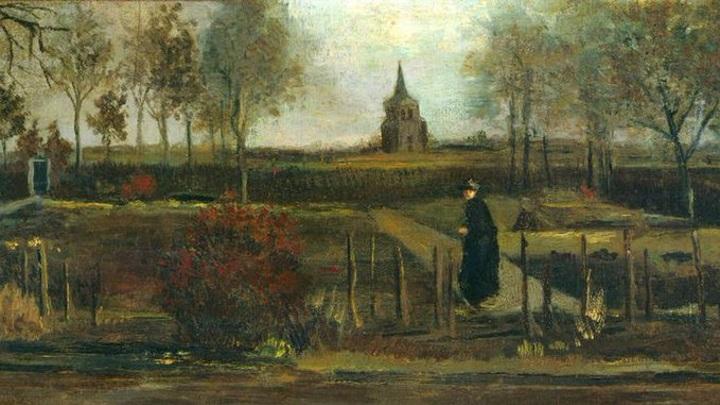 В Нидерландах из музея украли картину Ван Гога