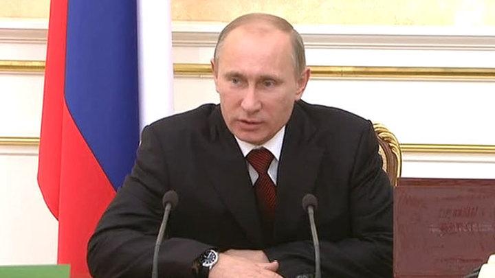 Путин поручил чиновникам проработать президентское Послание