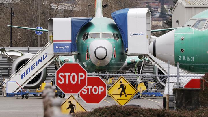 Boeing планирует возобновить в мае производство самолетов Boeing 737 MAX