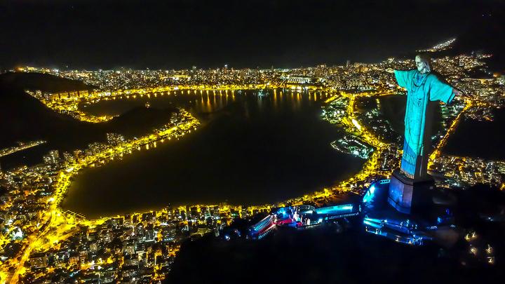 """Рио-де-Жанейро не будет строить трассу """"Формулы-1"""""""