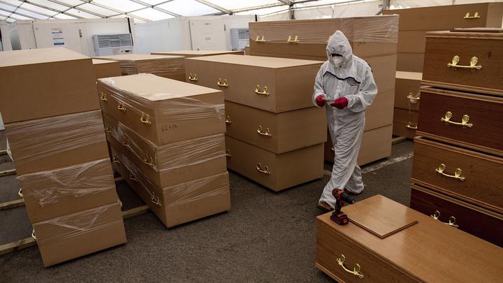 Британия приостанавливает публикацию коронавирусной статистики