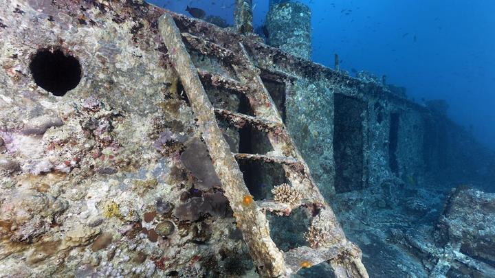 В правительстве назвали штраф за кладбища кораблей
