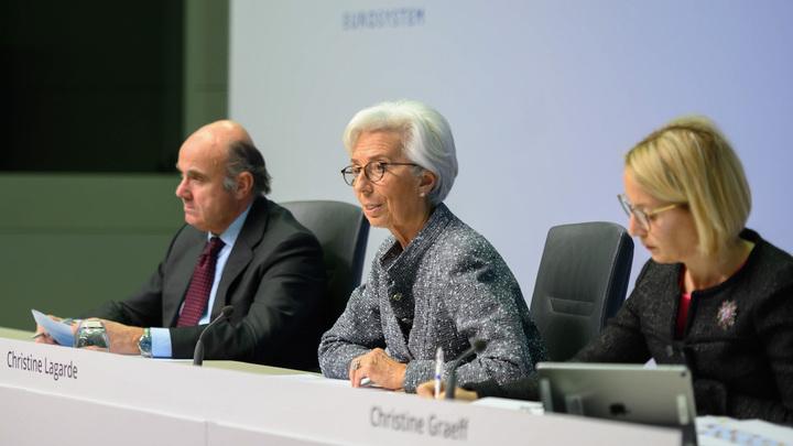 ЕЦБ видит риски введения цифрового евро