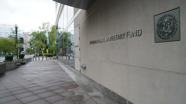 Россия получила от МВФ 18 миллиардов долларов