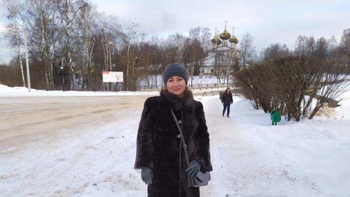 Галина Левина, представитель местной власти, не боится ревизоров ни мнимых, ни настоящих