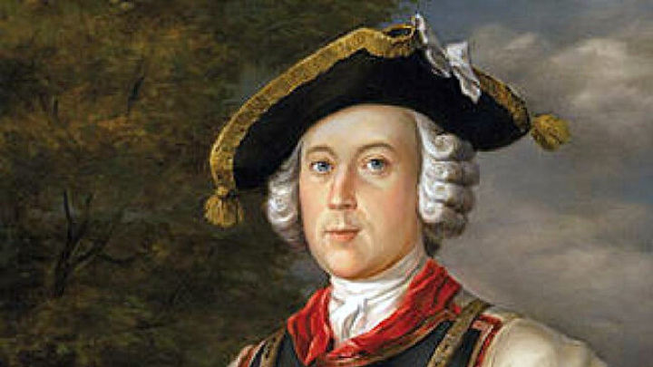 Барон Мюнхгаузен. Художник Г. Брукнер, 1752 год./ru.wikipedia.org/
