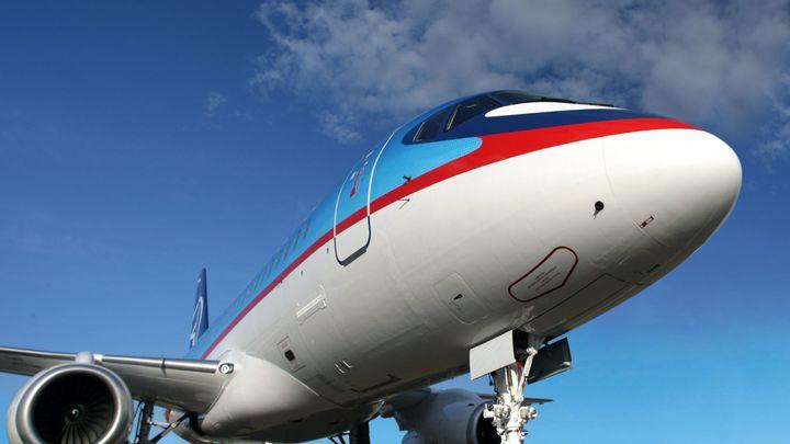 SSJ-100 подал сигнал бедствия над Тамбовской областью