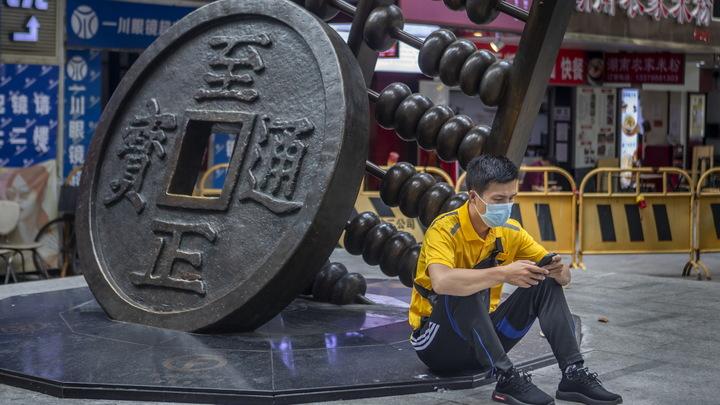 ВВП Китая вырос в 2020 году на 2,3%