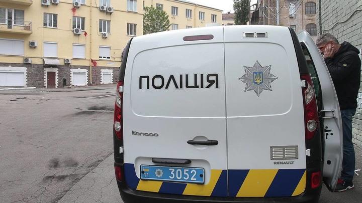 Защитники предпринимателей устроили противостояние в центре Киева