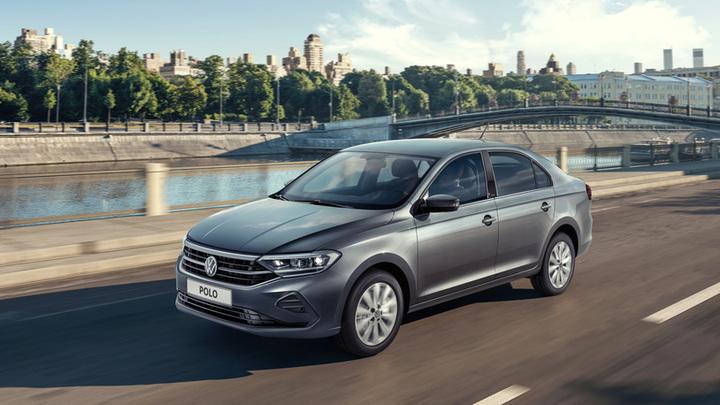 Volkswagen представила обновленный хетчбэк Polo