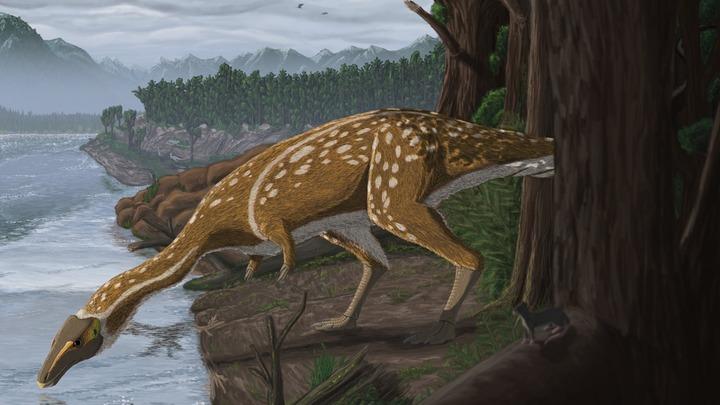 Фильм о динозаврах из Якутии выходит в прокат