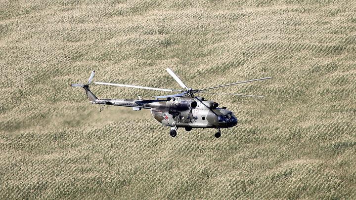 На Камчатке после вылета потерялся вертолет Ми-8