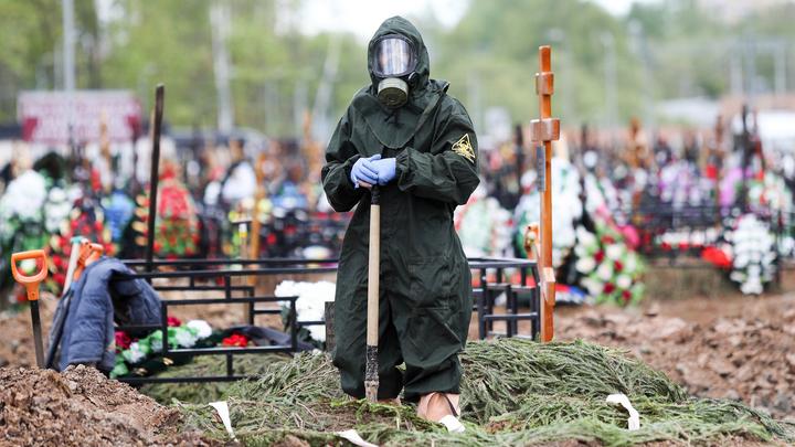 Reuters: число погибших от COVID-19 превысило три миллиона