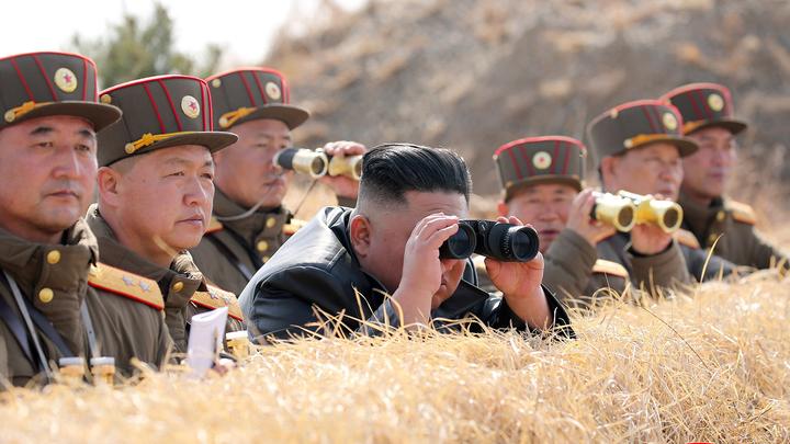 Ким Чен Ын: ядерное оружие КНДР будет более точным и мощным