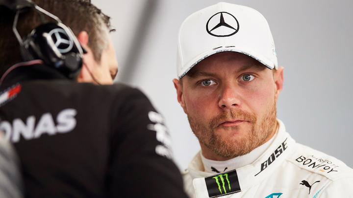 """""""Формула-1"""". Боттас выиграл тренировку Гран-при США"""