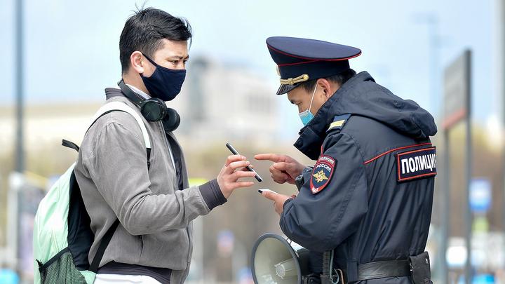 Главконтроль Москвы: пропуска пока вводить не планируется