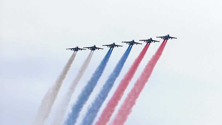 Будет ли воздушная часть Парада Победы: комментарии синоптиков