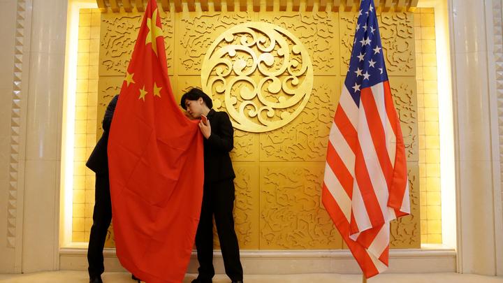 Китай впервые ввел санкции против ряда компаний США