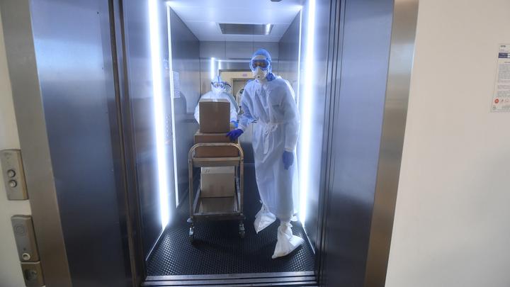 COVID-19: в Москве снова зафиксирован минимум заболевших с конца мая