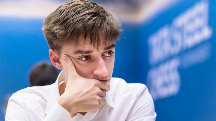 Шахматы. Дубов сыграет с чемпионом мира Карлсеном