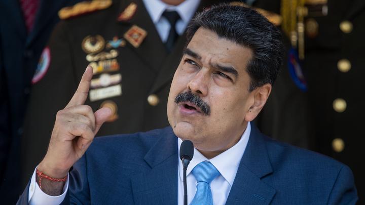 Facebook заблокировал аккаунт Мадуро, Венесуэла его осудила