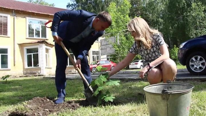 """В ЕАО поддержат международную акцию """"Сад памяти"""""""