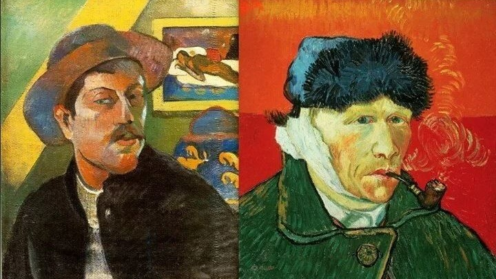 На аукционе во Франции продали совместное письмо Ван Гога и Гогена