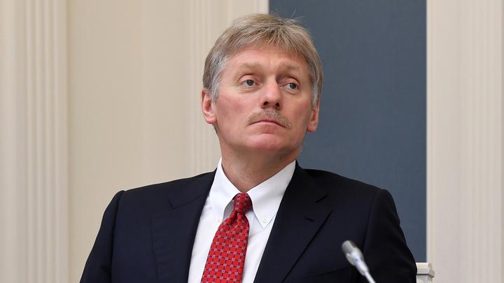 Кремль сообщил о планах президента