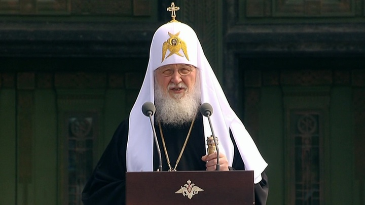 Патриарх Кириллв марте сделал двухкомпонентную прививку от коронавируса