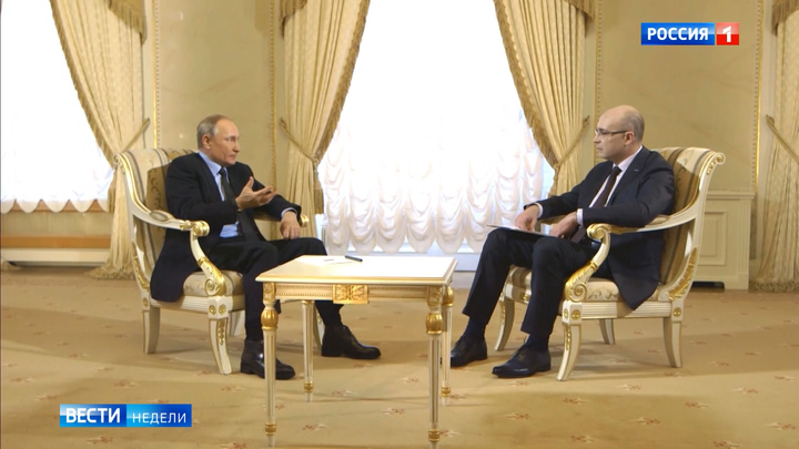 Путин: Россия – лидер в перспективных разработках ядерного оружия